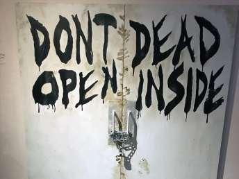 Don't Open Dead Inside Door