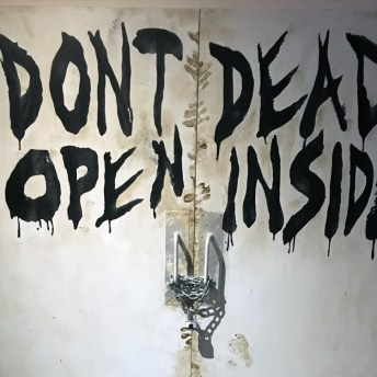 Don't Open Dead Inside Door