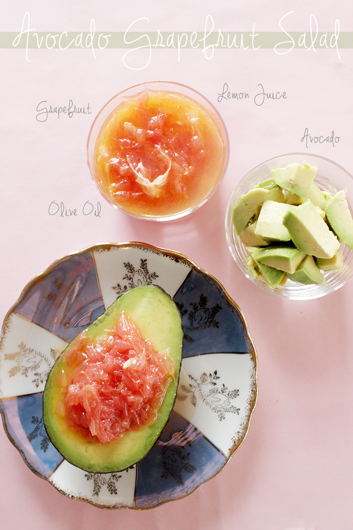 Avocado-Grapefruit-Salad