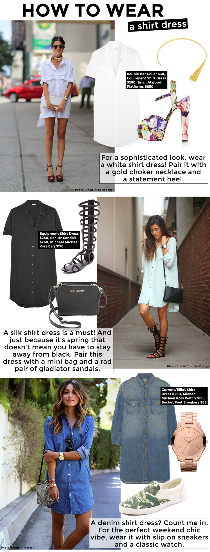 How-to-Wear-a-Shirt-Dress