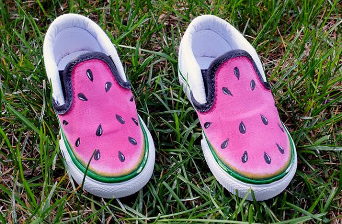 watermelon-vans