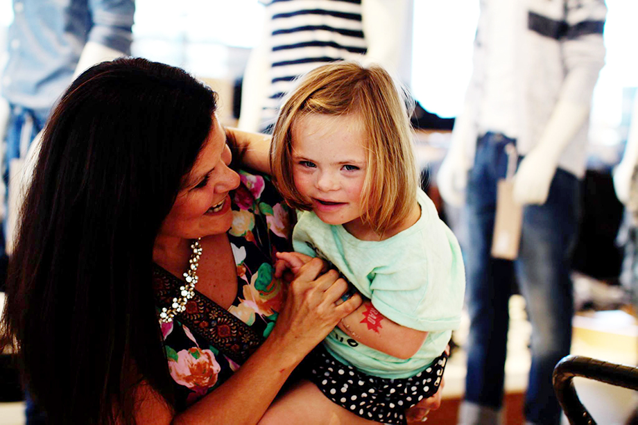 This post by Glitter and Bubbles features Katie Driscoll, Changing the Face of Beauty Founder, as this week's Rad Mom.