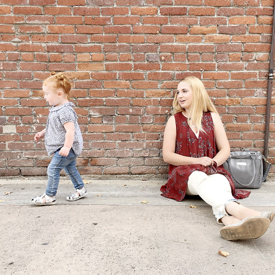 This is a Rad Mom post by Glitter and Bubbles featuring Celeste Wright.