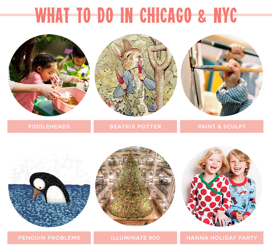 This is a list of Chicago activities for children in November.