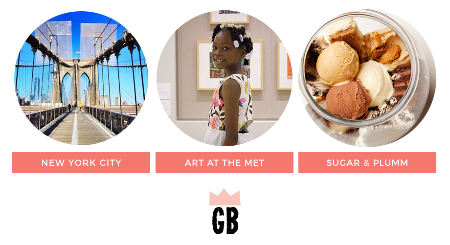 Kids events in New York City featuring the Met and Sugar & Plumm.