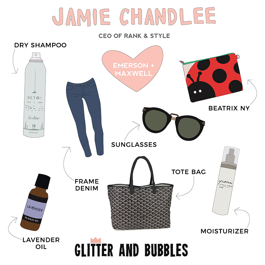Jamie Chandlee Rank and Style