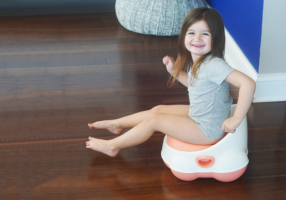 Tips for potty training your child.