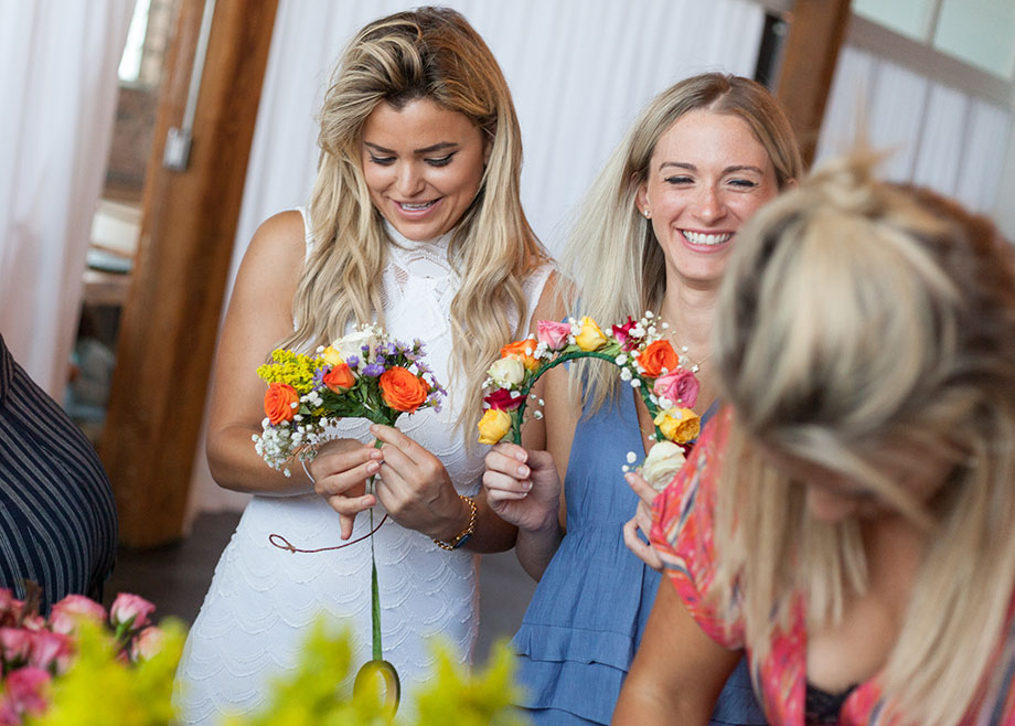 Crowning Event Flower Crowns