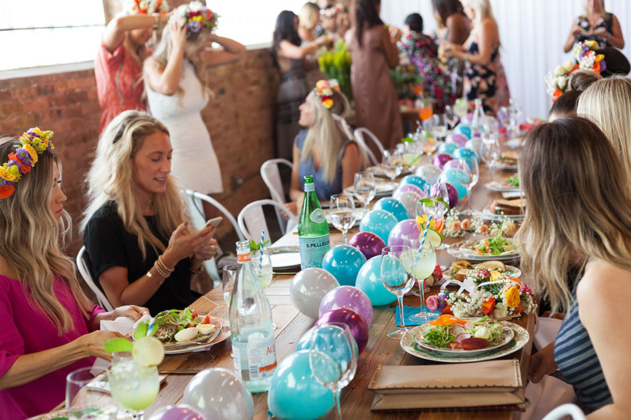 How to throw the perfect baby shower.