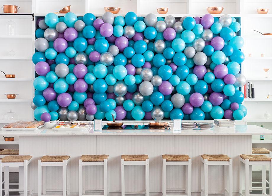 Luft Balloons Balloon Installation.