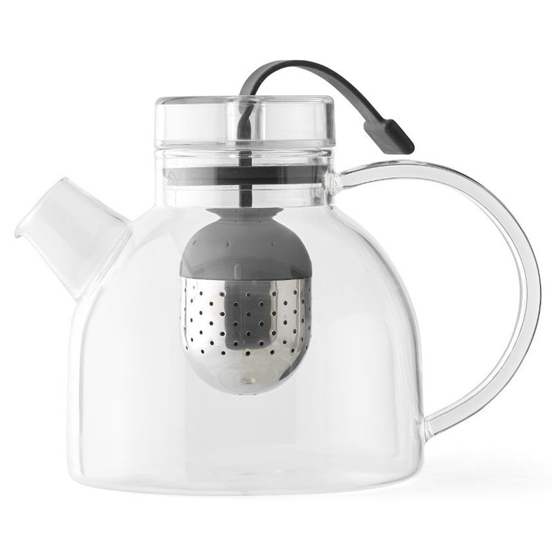 Menu Glass Kettle Tea Pot