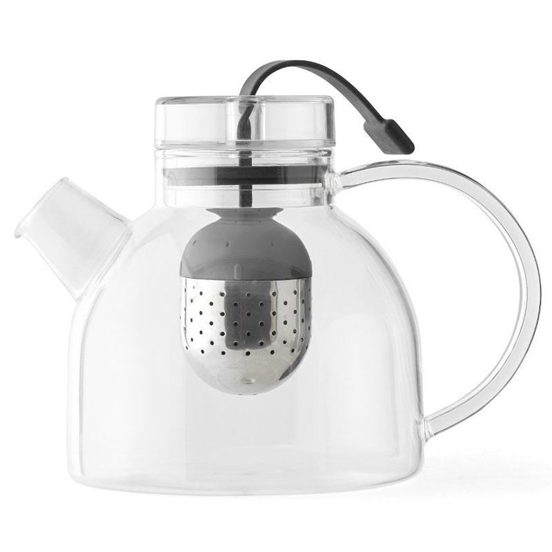 Menu Glass Kettle Tea Pot