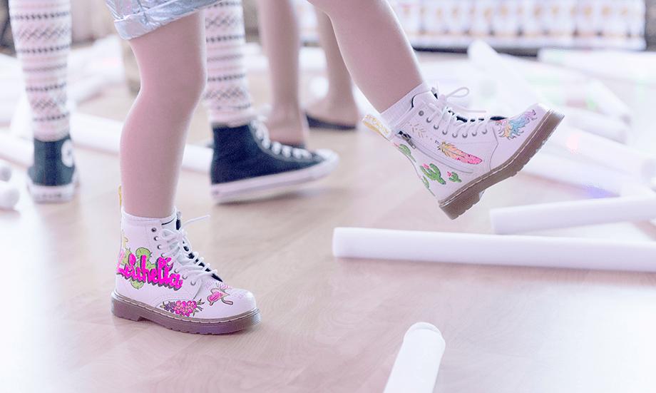 Zelchella boots by LuckyLo.