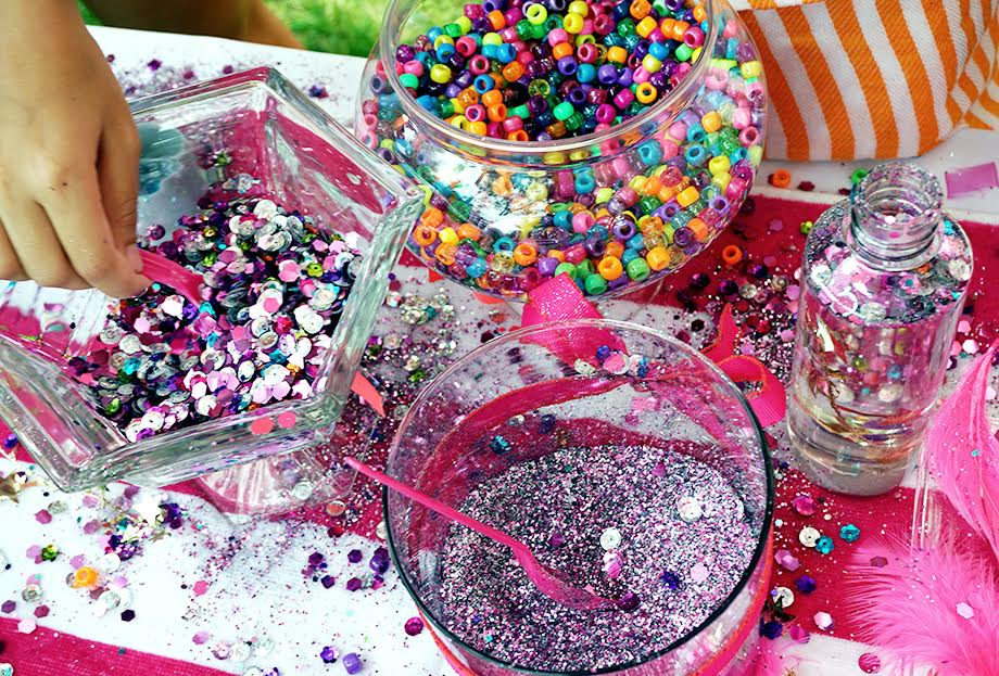 Make to Celebrate beads for a DIY.