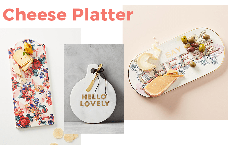 13 Items Under $100 You Need in Your Home: Cheese Platter