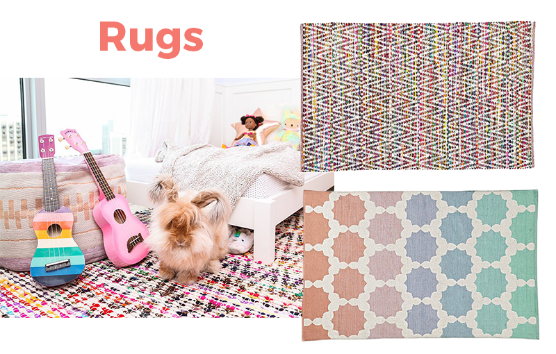 13 Items Under $100 You Need in Your Home: Rugs