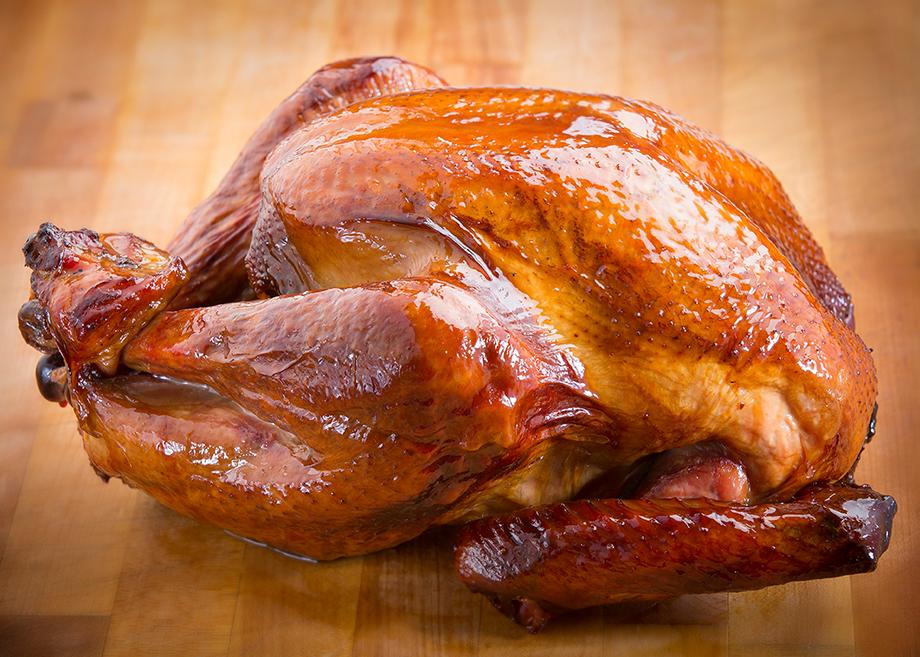 Real Urban BBQ Thanksgiving traditions.