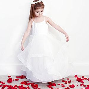 Davids bridal flower girl inspiration glitter and bubbles mightylinksfo