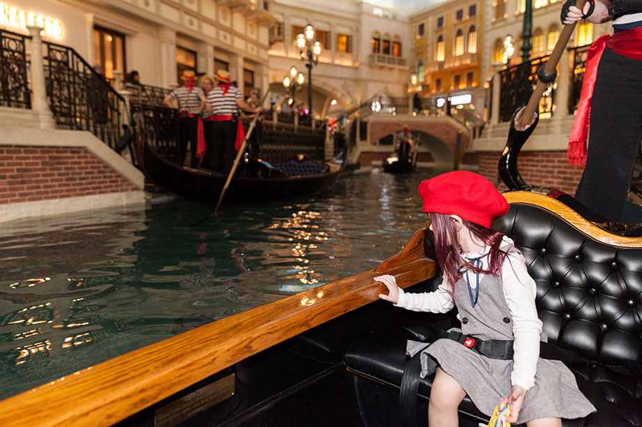 Glitter and Bubbles heads to the Venetian in Las Vegas.