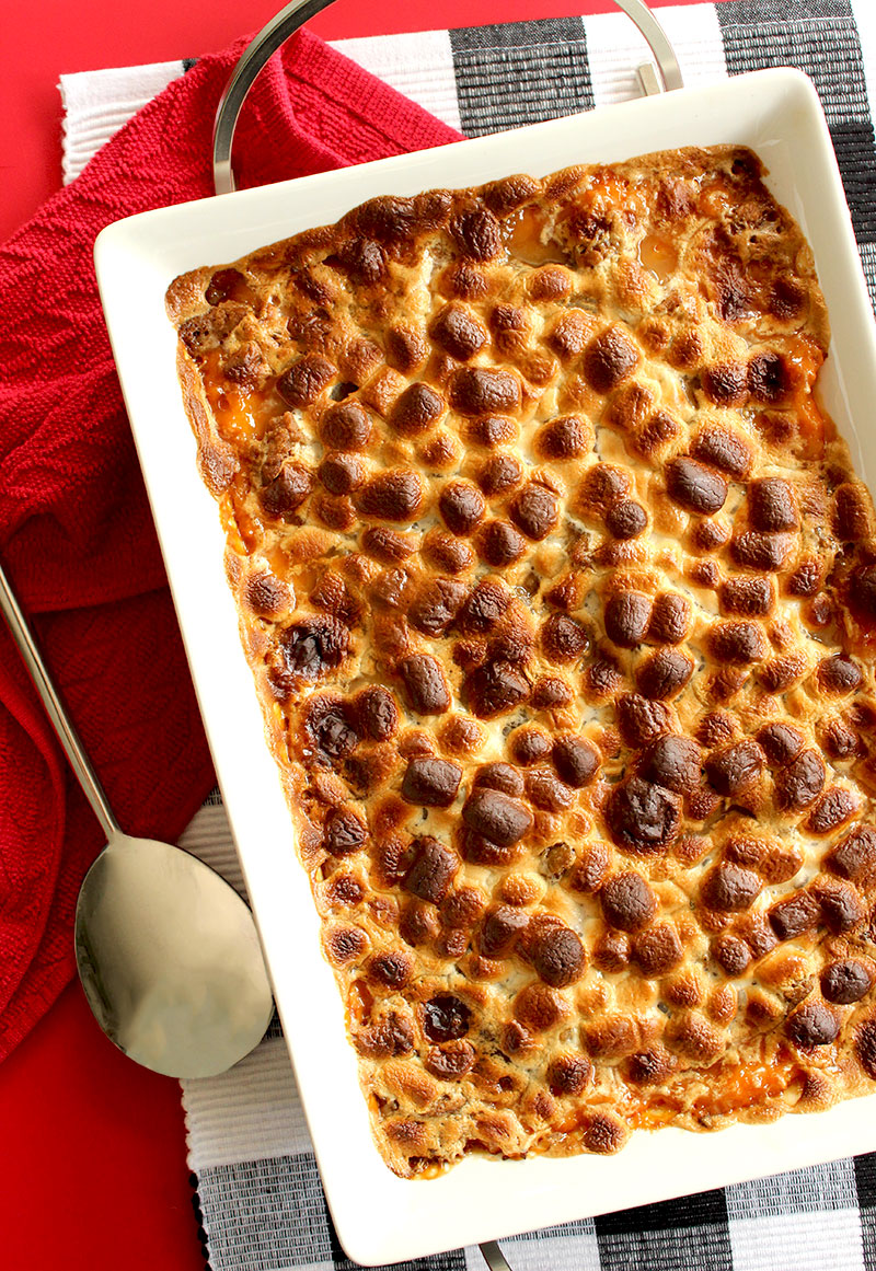 An easy Thanksgiving side dish recipe.