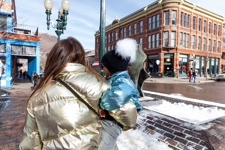 Where to go shopping in downtown Aspen with Corri McFadden.