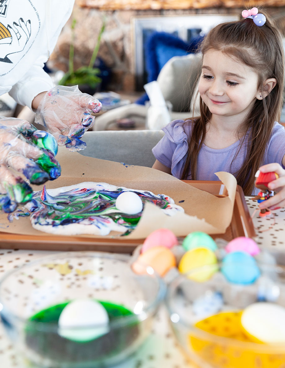 How to create the perfect Easter craft for kids.