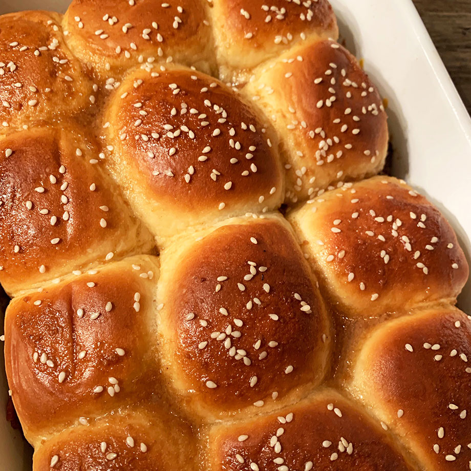 Ho to make delicious sliders at home by Corri McFadden.