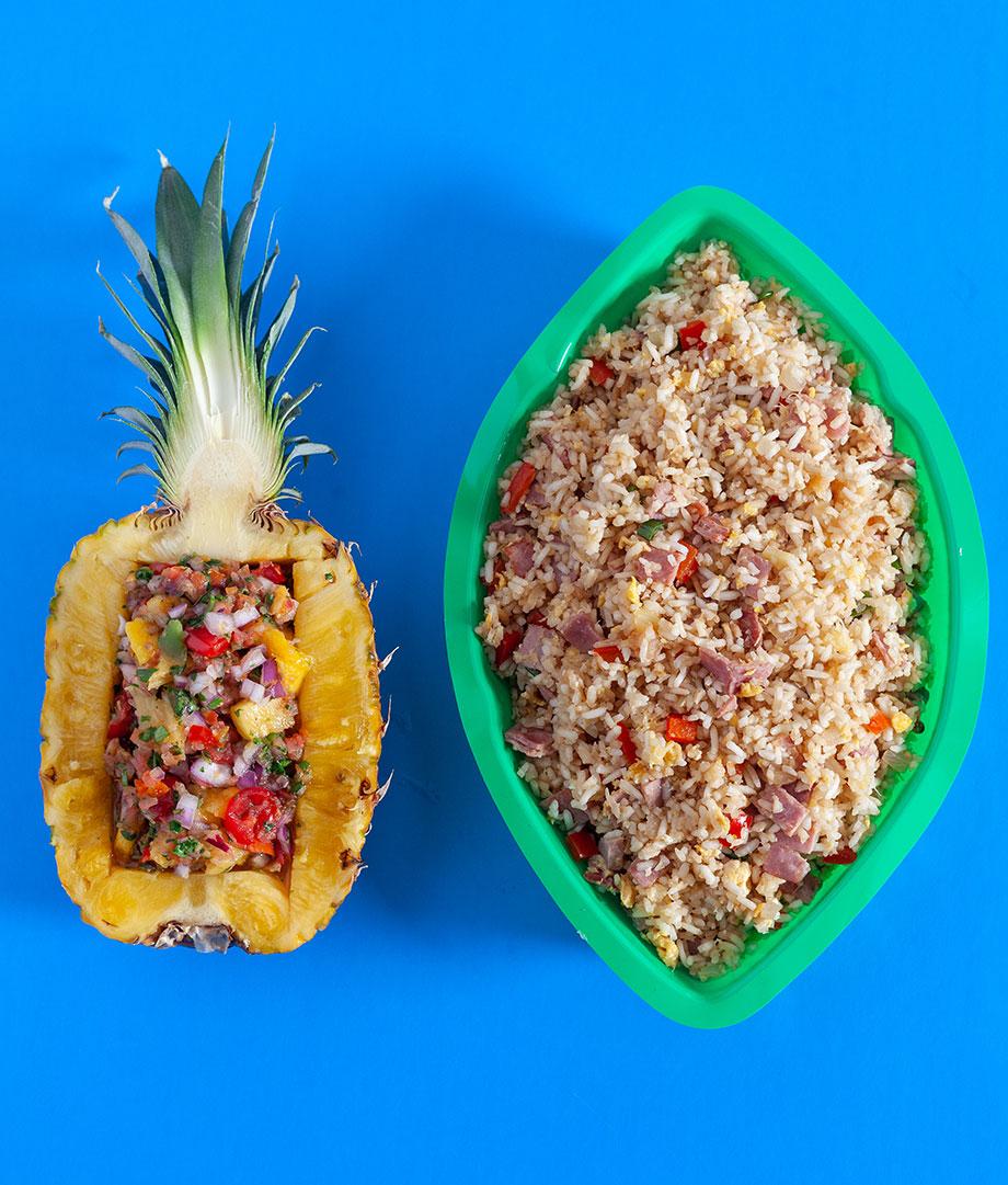 How to make the perfect Hawaiian dinner.