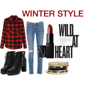 Winter Style 90s Retro