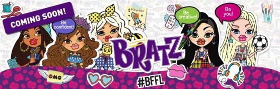 Bratz - Prima home page
