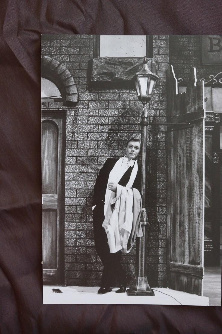 Edward Baker-Duly in Me & My Girl