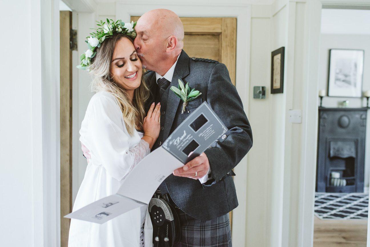 Cottiers Glasgow Wedding