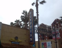 Hollywood Theater Los Angeles
