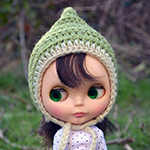 Blythe Pixie Hats