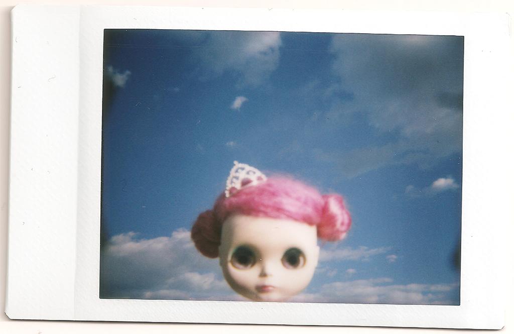 Lux - Custom Blythe Doll