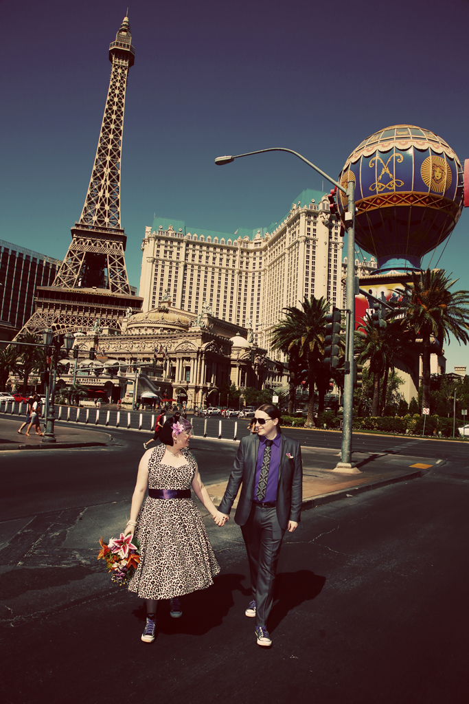 Paris Las Vegas Wedding