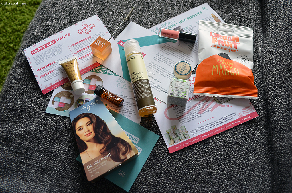 Birchbox UK – September 2014