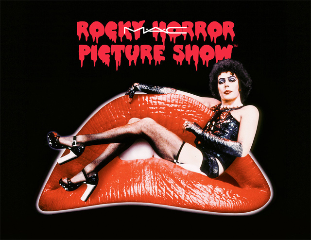 Wishful Wednesday: MAC x Rocky Horror Collection