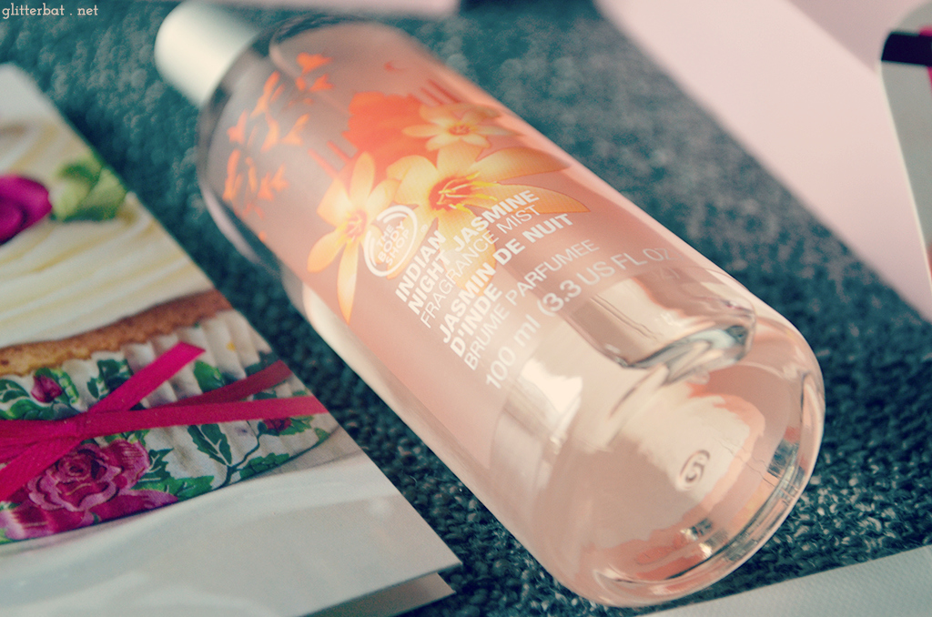 Body Shop Night Jasmine Mist