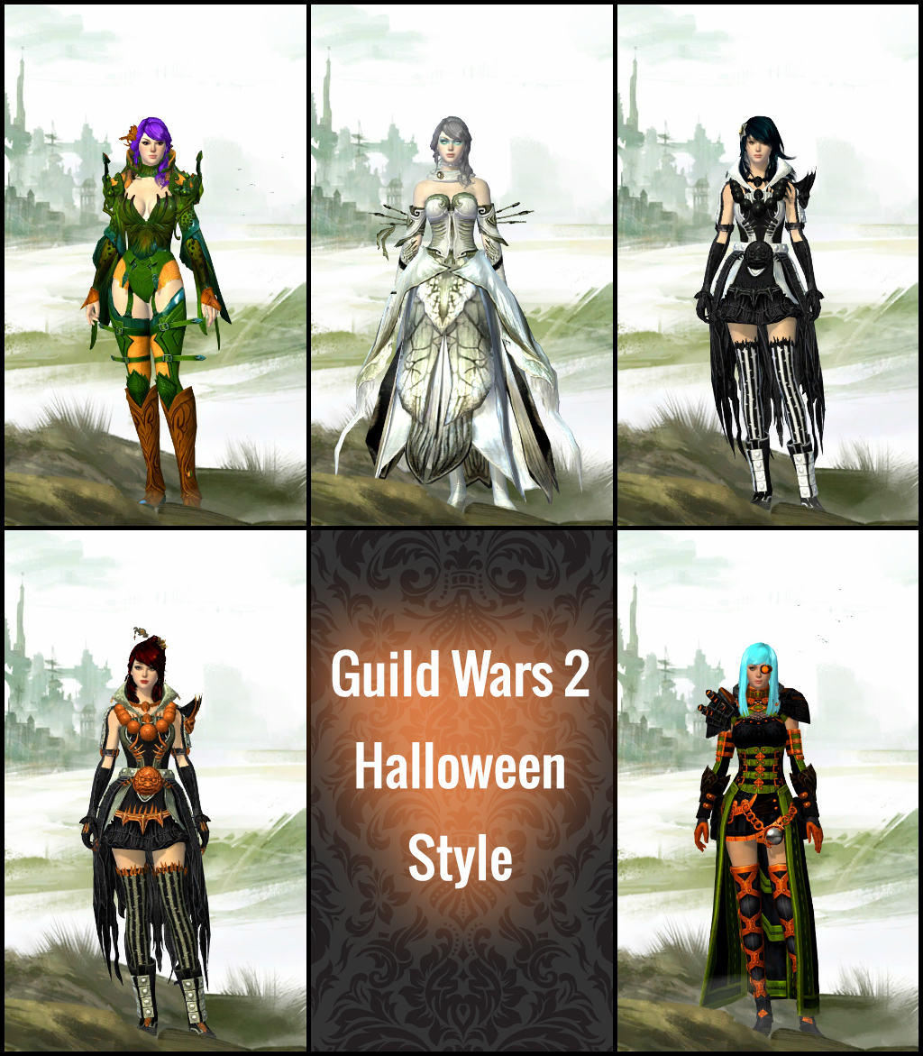 Guild Wars 2 Halloween Style
