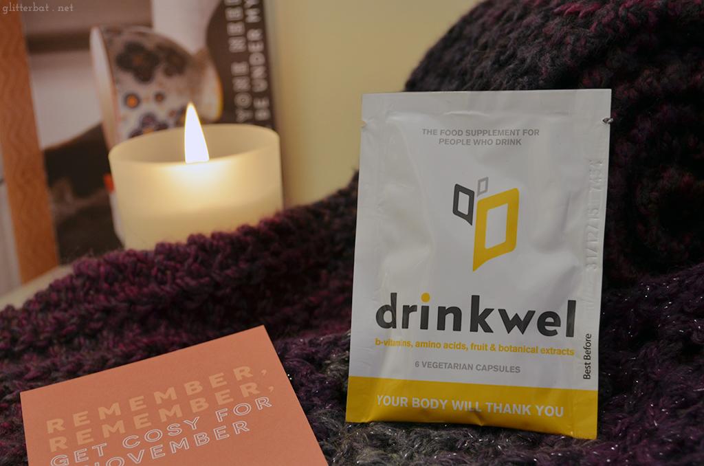 Birchbox UK November 2014 - Drinkwel Capsules