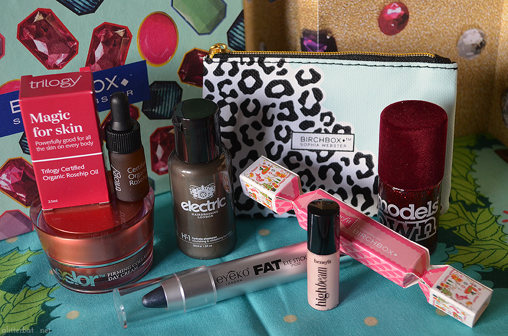 Birchbox UK December 2014
