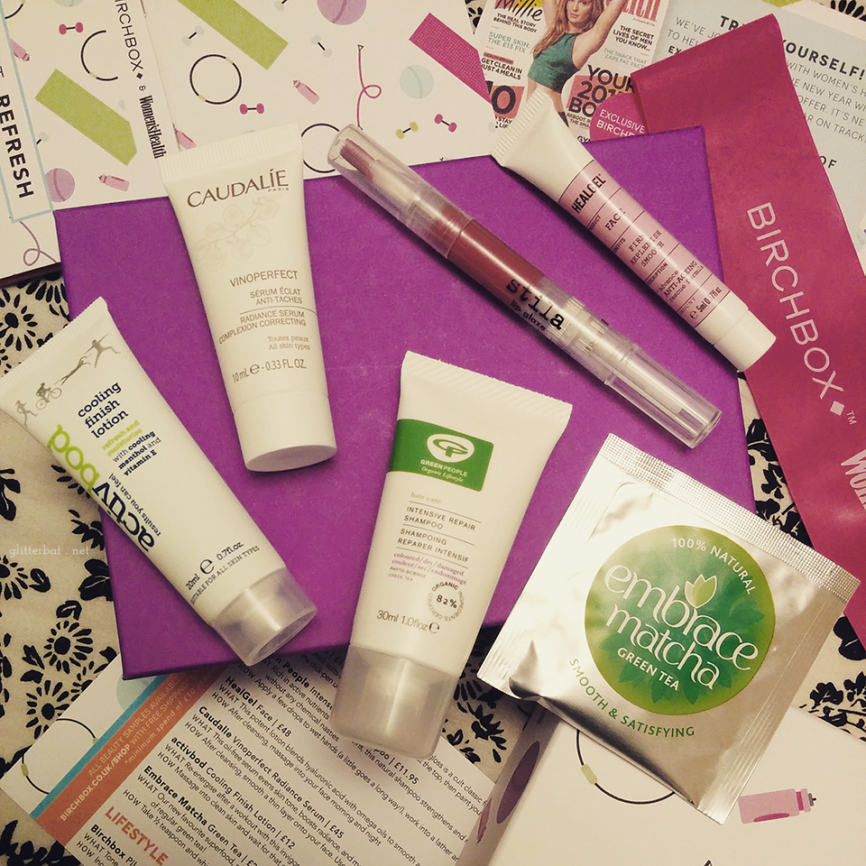 Birchbox UK – January 2015