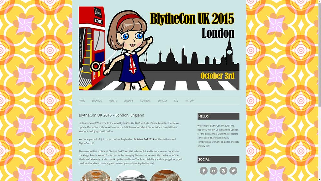 BlytheCon UK 2015 - London