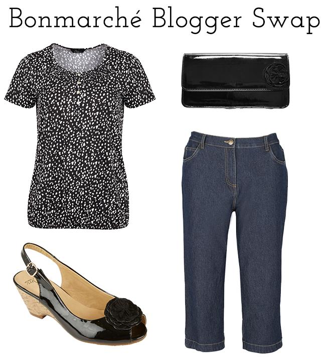 Bonmarché Blogger Style Swap
