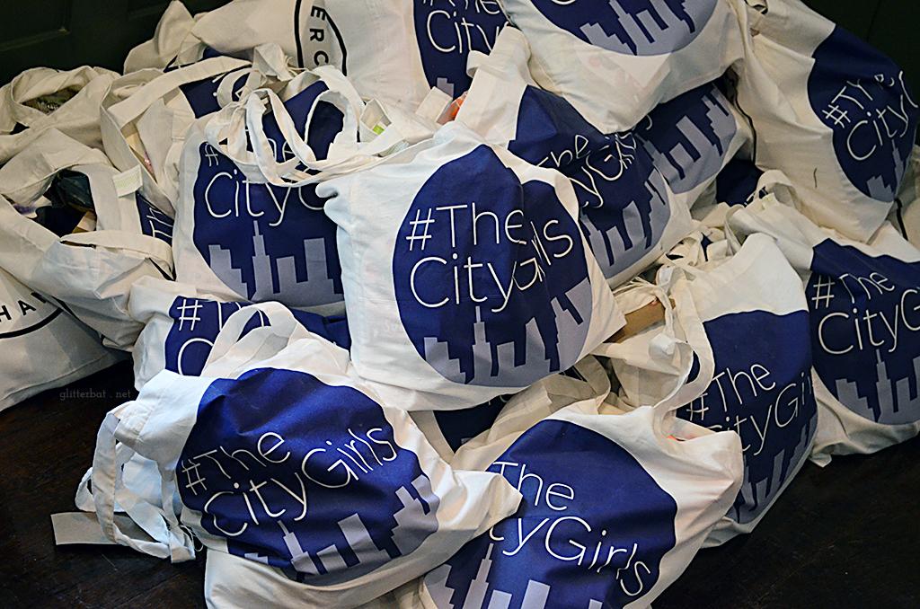 #TheCityGirls Leeds Goodie Bags
