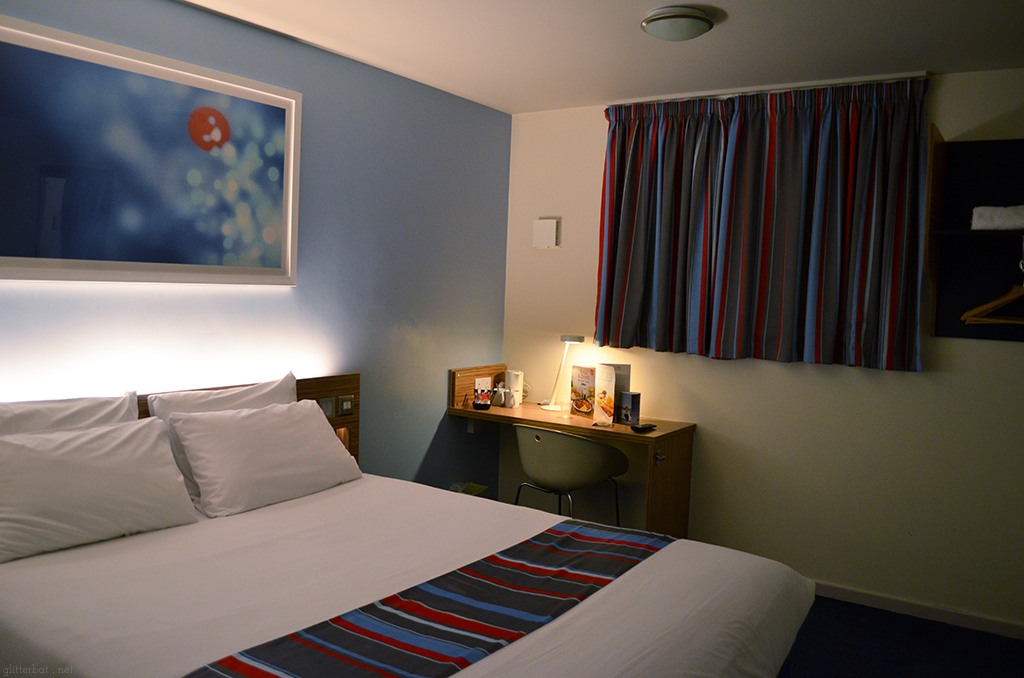 Travelodge Liverpool #Bloggerlodge