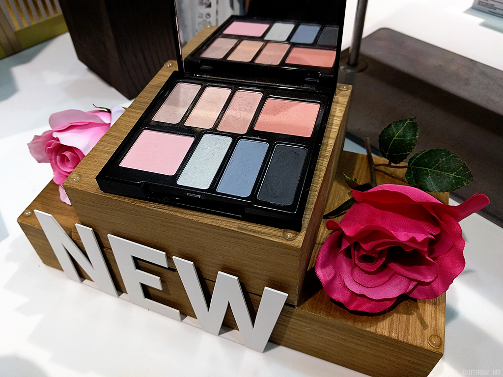 The Body Shop British Rose Palette