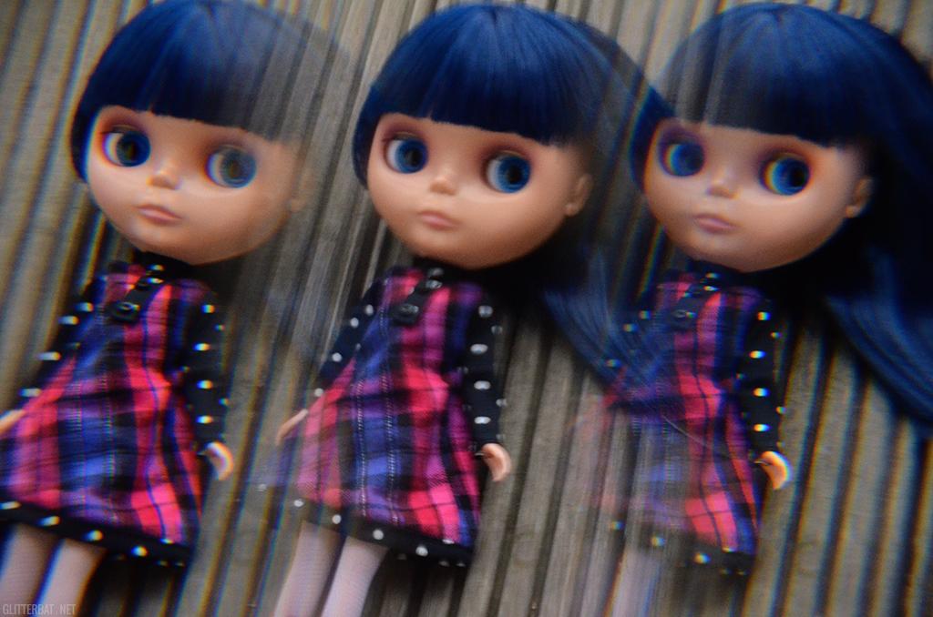 Blythe Doll Holga