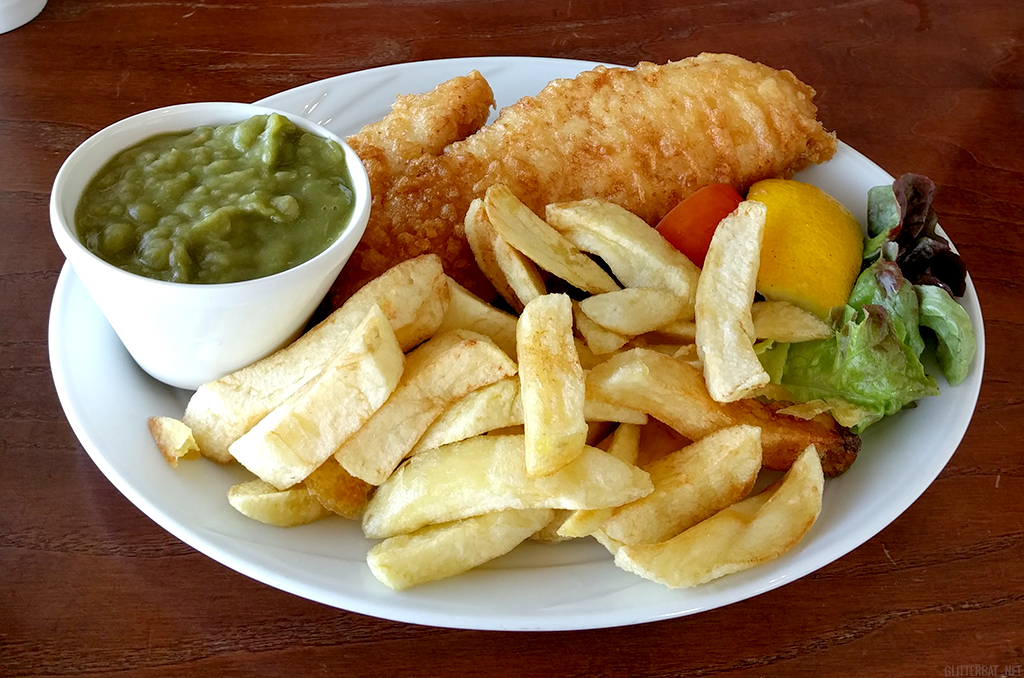 Harper's Staxton Fish and Chips